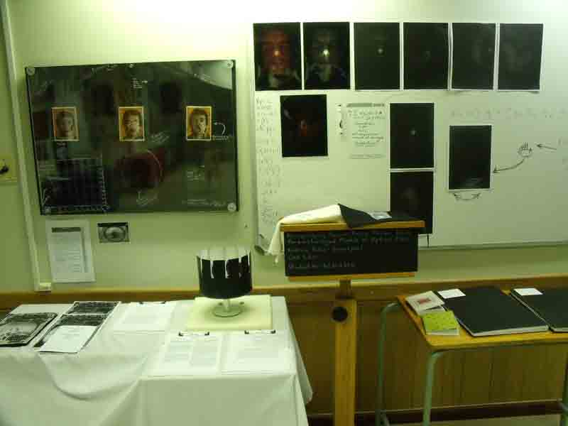 graphic processes final display