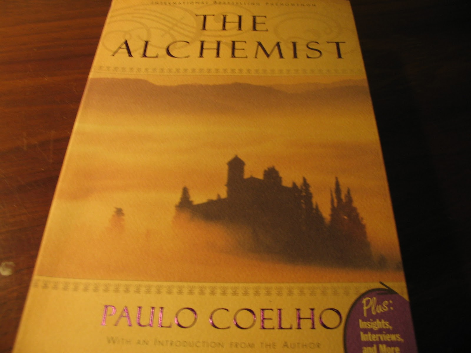 the alchemist by paulo coelho i am here to live out loud the alchemist
